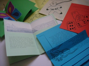 The existing Tactile Academia booklets