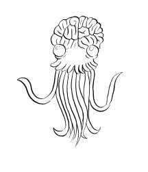Theoretical Jellyfish