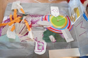 Collage Workshop VMC 2015 from Marion