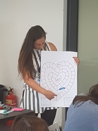workshop 16 heart of the PhD